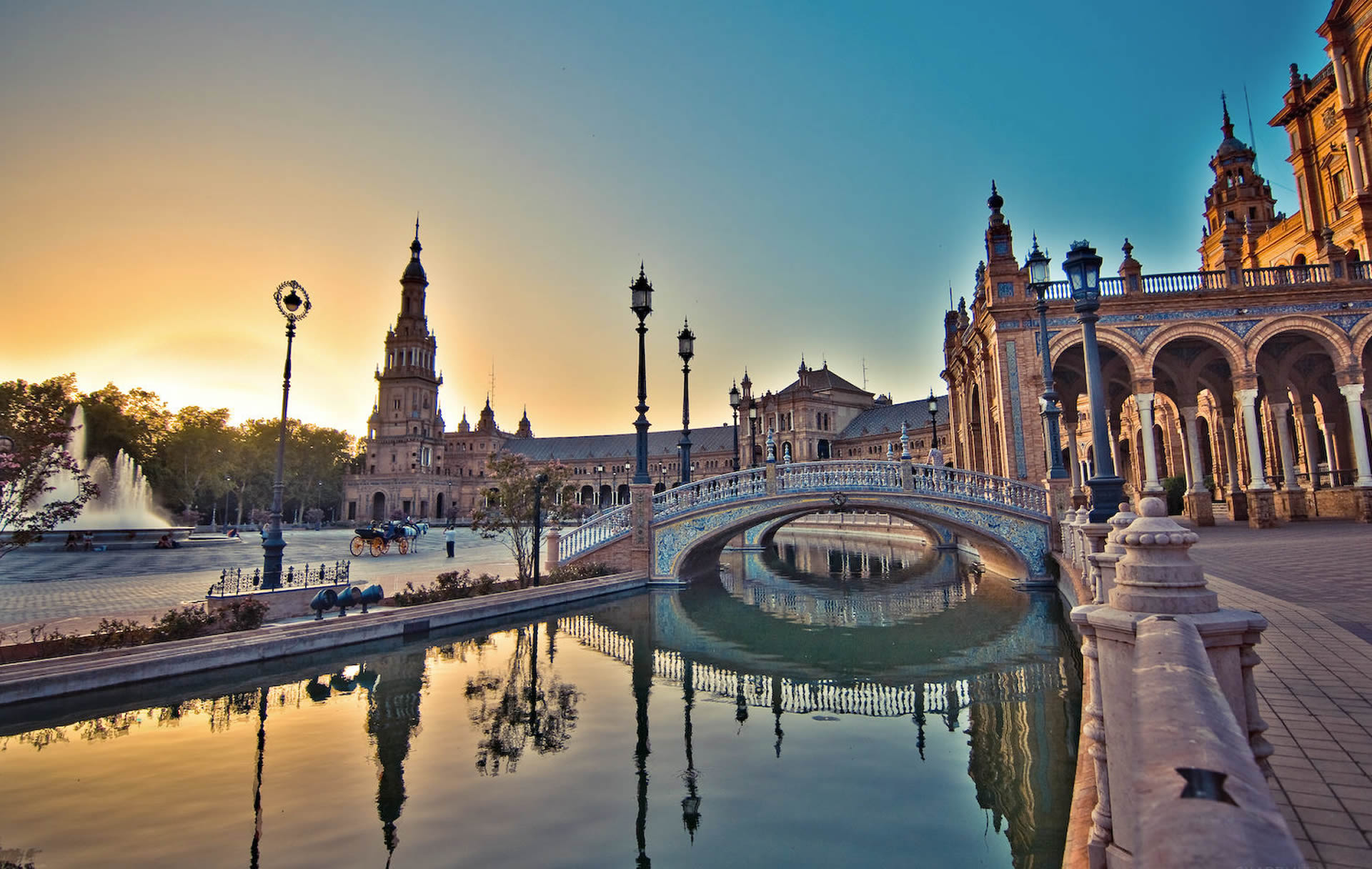 Seville, Andalusia