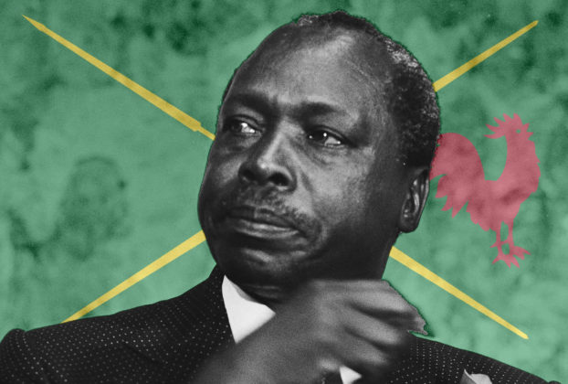 Daniel arap Moi was the second president of Kenya