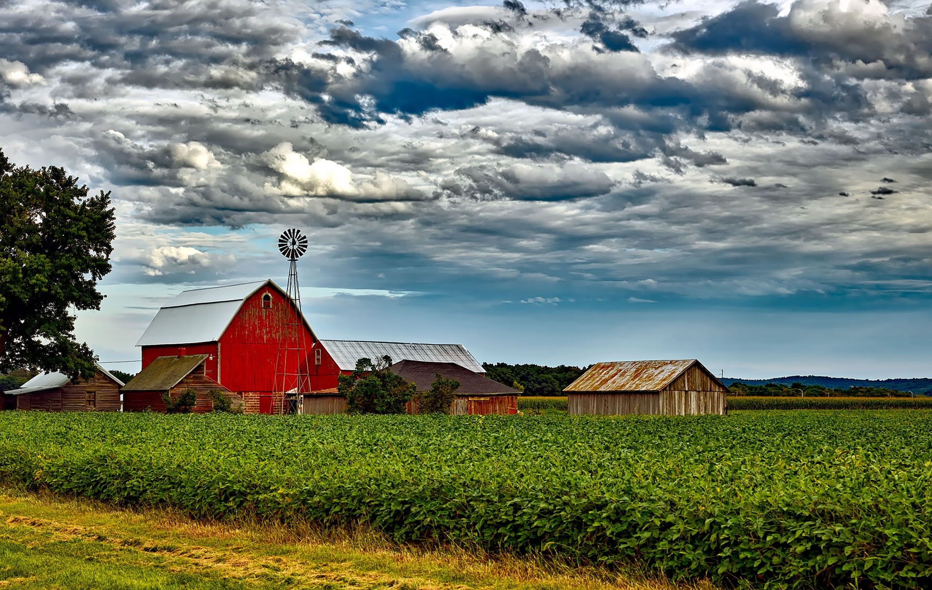 Wisconsin countryside