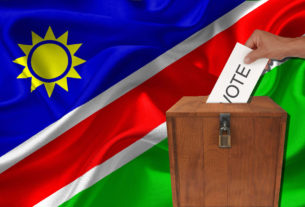 Namibia Votes