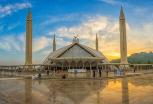 Faisal Mosque, Pakistan