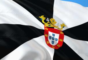 Flag of Ceuta.
